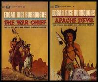 THE WAR CHIEF - and - APACHE DEVIL