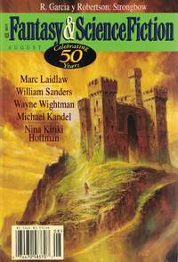 The Magazine of Fantasy & Science Fiction - August 1999