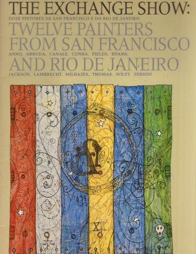 San Francisco: Center For The Arts, Yerba Buena Gardens, 1994. First Edition. Soft cover. Very Good....