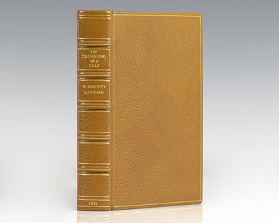 New York: George H. Doran Company, 1921. First edition of this classic collection of stories. Octavo...
