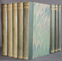 image of Shakespeare Head Press] THE WORKS OF EDMUND SPENSER (8 Volumes, Complete w/ Prospectus)