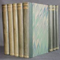 Shakespeare Head Press] THE WORKS OF EDMUND SPENSER (8 Volumes, Complete w/ Prospectus)