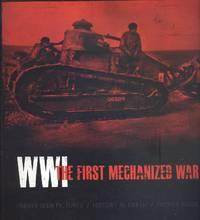 WWI The First Mechanized War Book, AK273