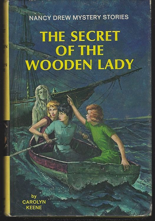 SECRET OF THE WOODEN LADY, Keene, Carolyn