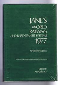 Jane's World Railways 1977, Nineteenth Edition