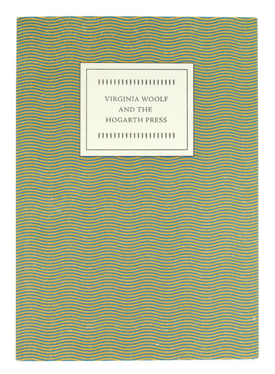 8vo. NY: Grolier Club, 2004. 8vo, 54 pp. Illustrated. Wavy green/yellow patterned wrappers. As new. ...