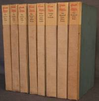 Shakespeare Head Press] THE WORKS OF GEOFFREY CHAUCER (8 Volumes, Complete, w/Prospectus)