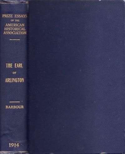 Washington DC: American Historical Association, 1914. Hardcover. Fair. 12mo. xii, 303 pages. Errata ...