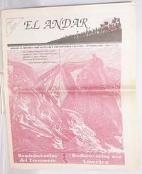 image of El Andar: bilingual monthly for the Santa Cruz and Monterey Counties, vol. 2 no. 4, October 1990