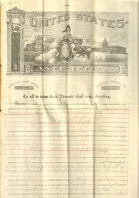 Mine Claim Certificate for the Jerome B. Chaffee Lode of the London Mining  Company