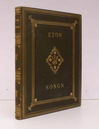 Eton Songs. Set to Music by Joseph Barnby. Illustrated by Herbert Marshall. ETONIANA: NOTABLE ASSOCIATION COPY IN THEMED BINDING