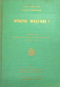image of Whose Welfare?  A Report on Union and Employer Welfare Plans in New York