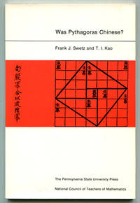 Was Pythagoras Chinese? An Examination of Right Triangle Theory in Ancient China