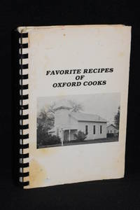 image of Favorite Recipes of Oxford (KS) Cooks