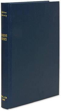 The Reports of William Dalison, 1552-1558