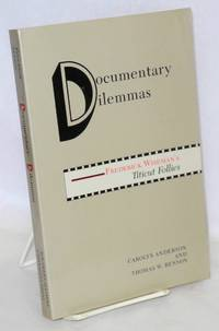 image of Documentary dilemmas: Frederick Wiseman's Titicut Follies