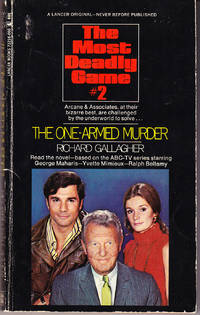 The Most Deadly Game # 2: The One-Armed Murder
