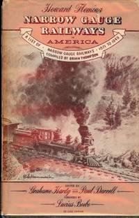 NARROW GAUGE RAILWAYS IN AMERICA