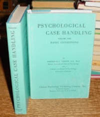 Psychological Case Handling (Two Volumes)