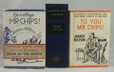 goodbye mr chips novel