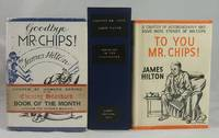 GOODBYE MR. CHIPS (First Edition Presented to the Novel's Illustrator -- with an Original Pen-And-Ink Illustration from the Story)