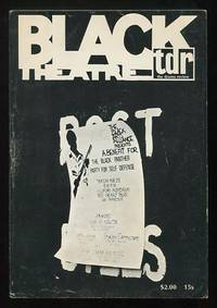 TDR / The Drama Review (Summer 1968) [special issue: Black Theatre]