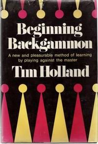 image of Beginning Backgammon