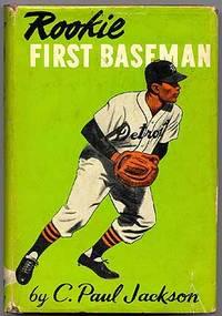 New York: Crowell, 1950. Hardcover. Fine/Near Fine. Slightly cocked still fine in near fine, price-c...
