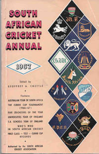 South African Cricket Annual 1967 (Volume 14) Australian Tour (1966-67) Match by Match Record