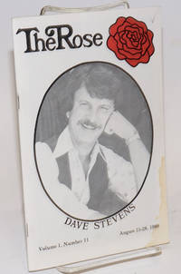 The Rose: vol. 1, #11, August 15 - 28, 1980
