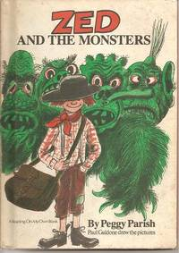 image of Zed and the Monsters (Reading-on-My-Own Book)