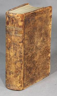 Bound volume of 18th and 19th century American sermons