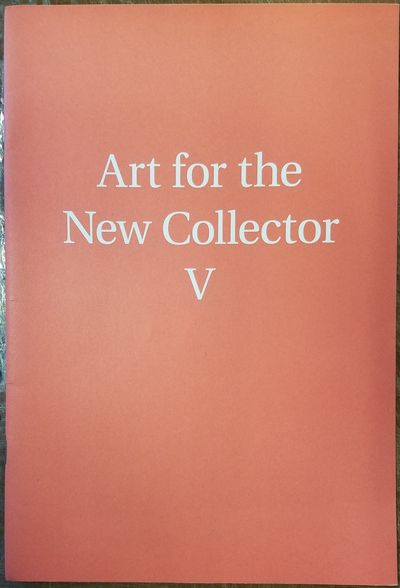 New York, NY: Spanierman Gallery, LLC, 2006. Softcover. VG+. Coral-colored stapled wraps; 20 pp.; 92...