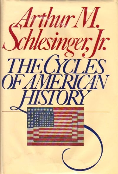 Boston: Houghton Mifflin, 1986. First Edition, First Printing. SIGNED by Arthur M. Schlesinger on th...