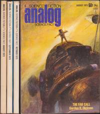 The Far Call, serialized in Analog Science Fiction / Science Fact, August,  September, October 1973