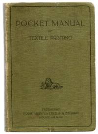 Pocket Manual of Textile Printing