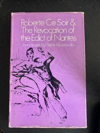 Roberte Ce Soir & The Revocation of the Edict of Nantes