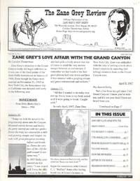 The Zane Grey Review: Vol 14, No. 2; February 1999