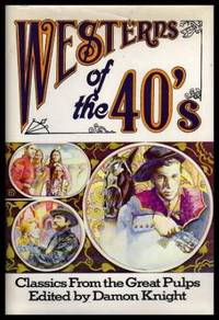 image of WESTERNS OF THE 40s - Classics from the Great Pulps