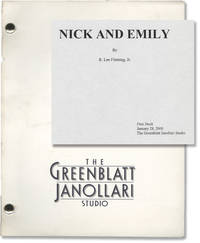 image of Nick and Emily (Original screenplay for an unproduced television pilot)