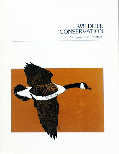 Washington: The Wildlife Society, 1979. Paper Wrappers. Very Good. Paper Wrappers. 4to. Very clean w...