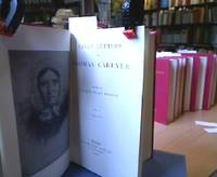 Early Letters. Edited by Charles Eliot Norton (1886). Vol. I / II : 1814-1821. 1821-1826. (=...