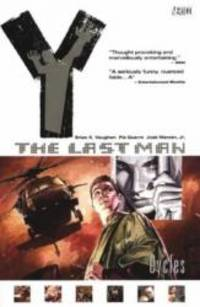 image of Y: The Last Man Vol. 2: Cycles