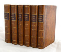 A New and Accurate System of Natural History. 6 Volumes Complete