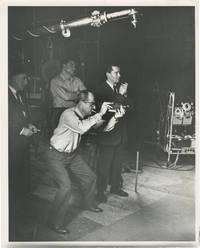 image of Two original photographs of Boris Kaufman, circa 1950s