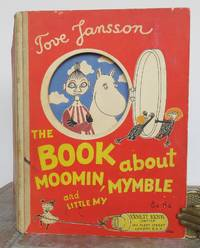 THE BOOK ABOUT MOOMIN  MYMBLE AND LITTLE MY.