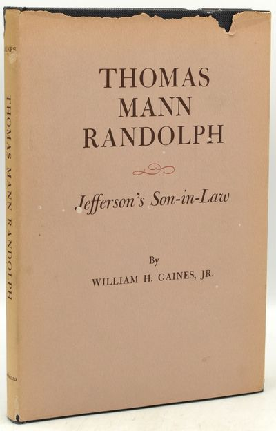 Louisiana State University Press, 1966. Hard Cover. Very Good binding/Very Good dust jacket. 8vo.; i...