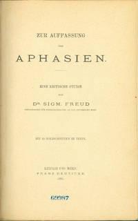 Zur Auffasung der Aphasien
