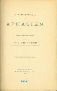 Zur Auffasung der Aphasien.