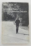 View Image 1 of 3 for Contexts of Poetry Interviews 1961-1971 Inventory #458